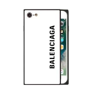 バレンシアガ(Balenciaga)のガラスケース iphoneケース バレンシアガ h6zk3b(iPhoneケース)