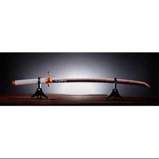 BANDAI - 鬼滅の刃 煉獄杏寿郎 PROPLICA 日輪刀 プレミアムバンダイ