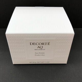 COSME DECORTE - コスメデコルテ AQ ミリオリティ フェイスパウダー 30g