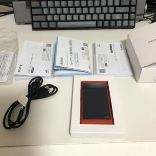 ウォークマン(WALKMAN)のSONY ウォークマン 16GB NW-A55(ポータブルプレーヤー)
