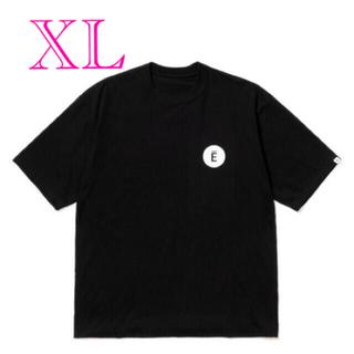 1LDK SELECT - 希少 Ennoy Circle  T-Shirts BLACK XL SIZE