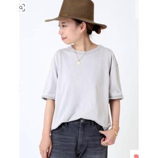 DEUXIEME CLASSE - 新品 Deuxieme Classe 【KURO/クロ】 BASIC Tシャツ