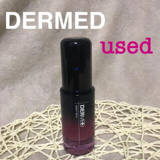 【USED】三省製薬 デルメッド ☘美容液 ナイトリッチ 夜用 トリートメント