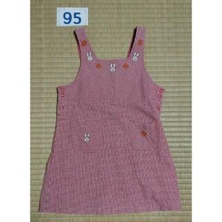 ティンカーベル(TINKERBELL)のティンカーベル ジャンパースカート 95(ワンピース)