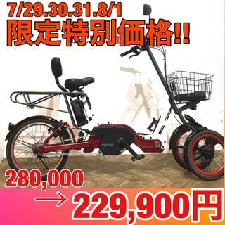 KA100★電動自転車★T-TRIKE OMEGA LONG☆フルオプション☆(自転車本体)