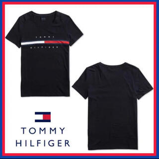 TOMMY HILFIGER - 日本未入荷☆ トミー フィルフィルガー Tシャツ ロゴ US/Sサイズ