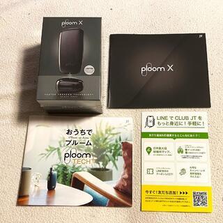 PloomTECH - 【未開封】Ploom x プルーム エックス スターターキット