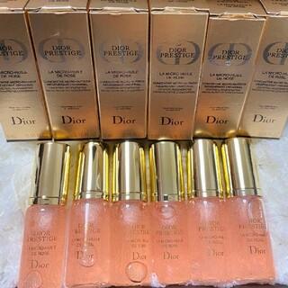 クリスチャンディオール(Christian Dior)のプレステージ ユイルドローズ セラム ディオール 美容液 30ml(美容液)