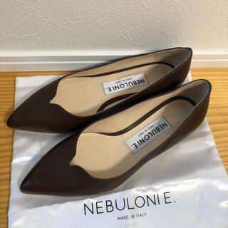 DEUXIEME CLASSE - NEBULONIE ネブローニ  パンプス  フラット ローヒール