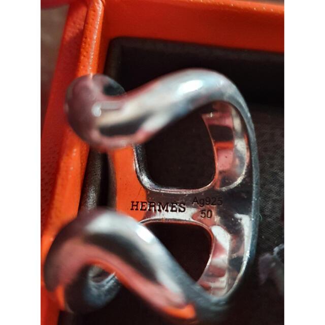 Hermes(エルメス)のエルメス オスモズリング 50 レディースのアクセサリー(リング(指輪))の商品写真