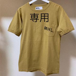 MARGARET HOWELL - MHL.  MARGARET HOWELL Tシャツ