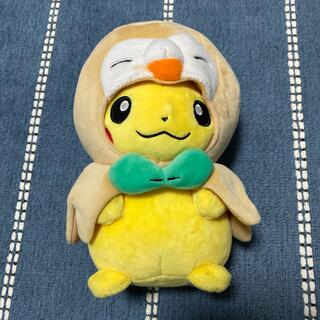 ポケモン - 【難あり】ピカチュウ モクロー ぬいぐるみ