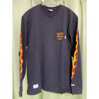 W)taps - 18SS WTAPS VANS WAFFLE LOVERS CLUB ロンT 2