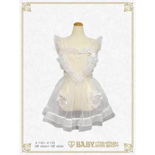 Angelic Pretty - BABY オーガンジー ハートエプロン Angelic Pretty イヤリング