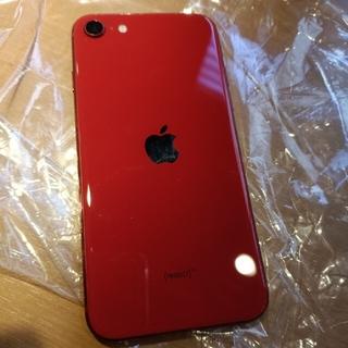 iPhone SE 第2世代 (SE2) RED 256 GB SIMフリー