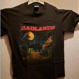 BADLANDS Tシャツ Jake E.Lee Ozzy 古着 バンド メタル