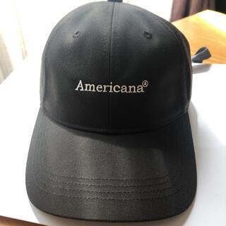 AMERICANA - アメリカーナ キャップ LUCA
