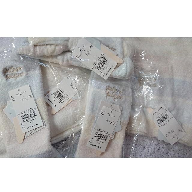 gelato pique(ジェラートピケ)の新品未使用 ジェラートピケ 5点セット レディースのルームウェア/パジャマ(ルームウェア)の商品写真