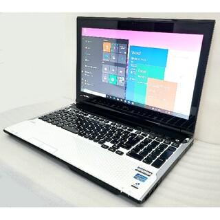 NEC - ノートパソコン 贅沢モデル 高速 Core i7 新品SSD512GB