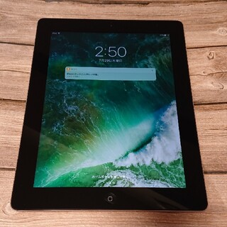 iPad - iPad第4世代 Retina Wi-Fi 16GB 美品 保証付き