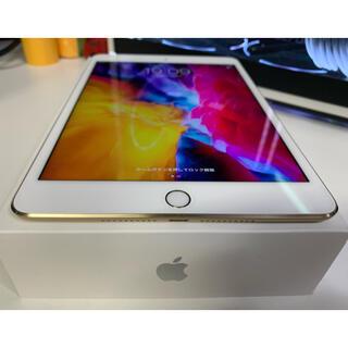iPad - 【極美コスパ最強】iPad mini4【第4世代】Wi-FiセルラーSIMフリ