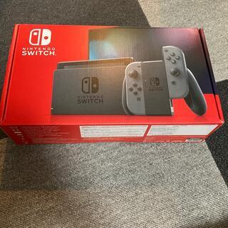 Nintendo Switch - 【新品未開封品】Switch 任天堂スイッチ本体   グレー  ニンテンドウ