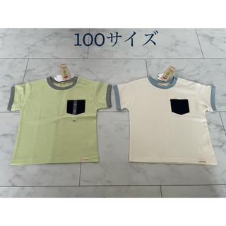 イオン(AEON)のサイズ100☆Tシャツ①(Tシャツ/カットソー)