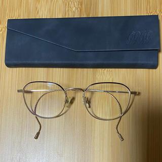 999.9 - 999.9 フォーナイン 眼鏡 S-182T ゴールド(ブラウン)