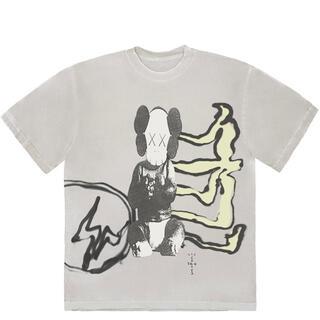 Supreme - Travis Scott kaws fragment Tシャツ XL カウズ