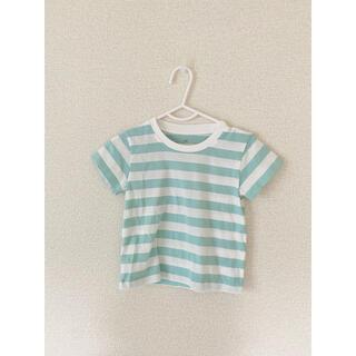 ムジルシリョウヒン(MUJI (無印良品))の無印良品 ボーダーTシャツ(Tシャツ)