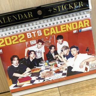 新品 BTS カレンダー ステッカー シール Butter マクドナルド