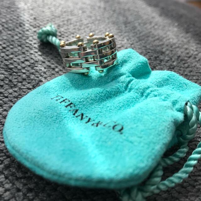 Tiffany & Co.(ティファニー)のティファニー ゲートリング レディースのアクセサリー(リング(指輪))の商品写真