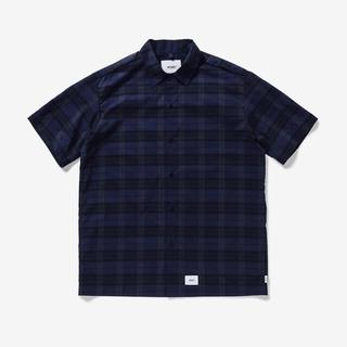 ダブルタップス(W)taps)の新品 Wtaps Union 01 Shirt Green S (シャツ)