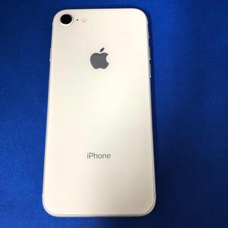 Apple - iPhone8  64G シムフリー中古 シルバー