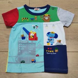 ミキハウス(mikihouse)のミキハウス 豪華 Tシャツ 80(Tシャツ)