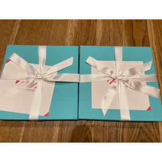 Tiffany & Co. - ティファニーお皿2枚セット