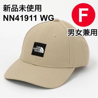 THE NORTH FACE - ノースフェイス スクエア ロゴキャップ ベージュ NN41911 新品