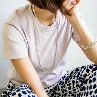 IENA - 【AURALEE/オーラリー】 SEAMLESS クルーネックTシャツ