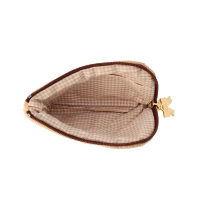 FEILER(フェイラー)のフェイラー ドアップテディ  ミニポーチ   レディースのファッション小物(ポーチ)の商品写真