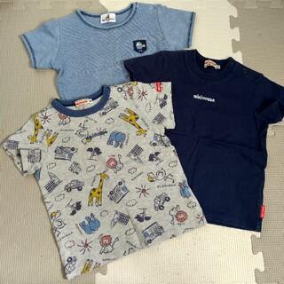 ミキハウス(mikihouse)のミキハウス parentsdream 90cm 半袖(Tシャツ/カットソー)