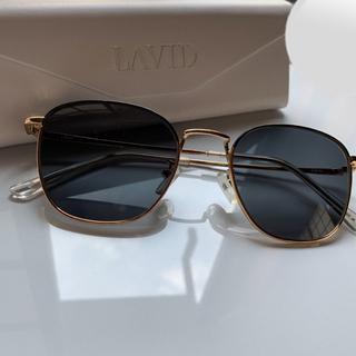 レイバン(Ray-Ban)のLAVID  LIGHT  サングラス メガネ カラーレンズ(サングラス/メガネ)