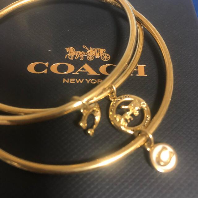COACH(コーチ)のCOACHブレスレット レディースのアクセサリー(ブレスレット/バングル)の商品写真
