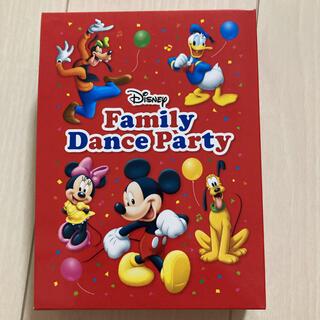 Disney - ディズニーFamily Dance Party DVD2枚 CD1枚セット