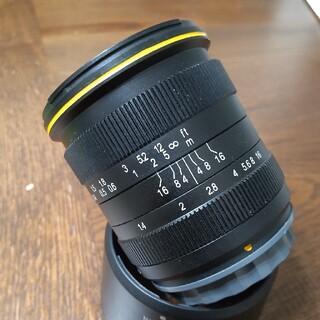 kamlan 28mm F1.4 FUJIFILM Xマウント