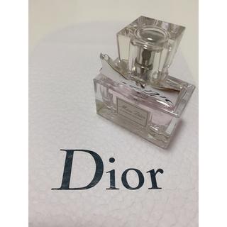 Dior - Dior ファンギフト オードゥトワレ ブルーミングブーケ ショップ袋つき