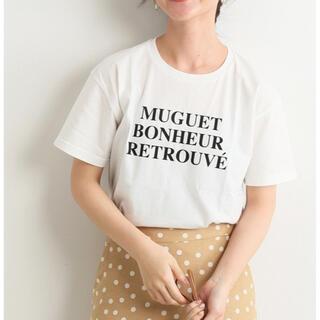 イエナスローブ(IENA SLOBE)のスローブイエナ Tシャツ クルーネックTシャツ (Tシャツ/カットソー(半袖/袖なし))