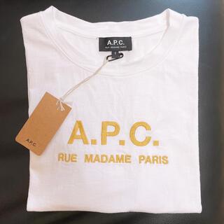 アーペーセー(A.P.C)の【限定】APC Tシャツ(Tシャツ(半袖/袖なし))
