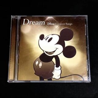【CD】ドリーム~ディズニー・グレイテスト・ソングス~(邦楽盤)(映画音楽)