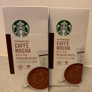 Starbucks Coffee - 【Starbucks】カフェモカ スティック8本