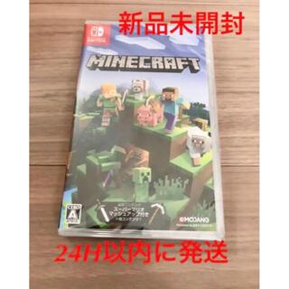 Nintendo Switch - 【未開封】 マインクラフト Minecraft ソフト